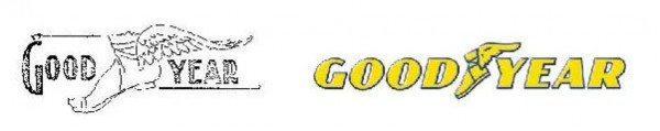 Cambiamenti del logo Good Year