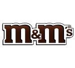 Il logo delle M&M's
