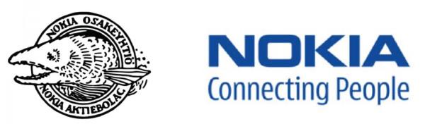 Cambiamenti del logo Nokia