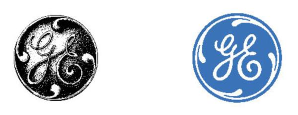 Cambiamenti del logo General Electric