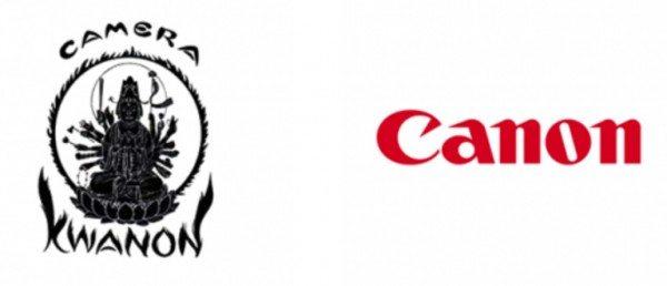 Cambiamenti del logo Canon