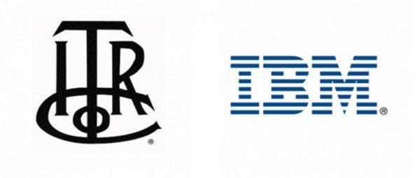 Cambiamenti del logo IBM