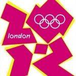 Il logo delle Olimpiadi 2012 di Londra