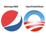 Il nuovo logo della Pepsi vs Barack Obama