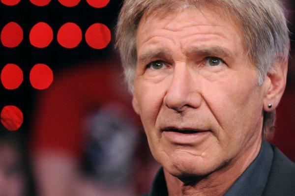 L'attore e produttore Harrison Ford