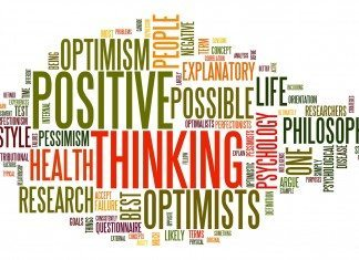 Esercizi pensiero positivo per pensare positivo