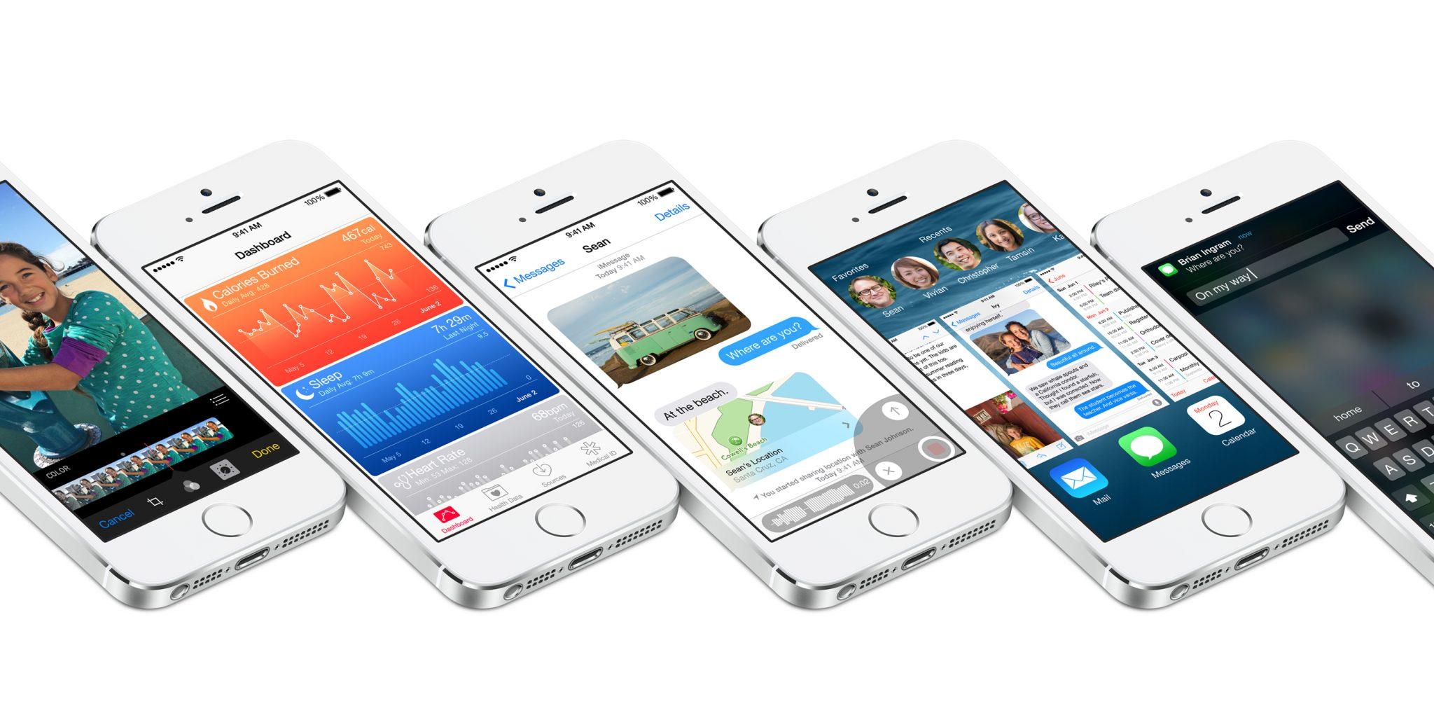 iOS 8: tutte le nuove funzioni per Apple iPhone