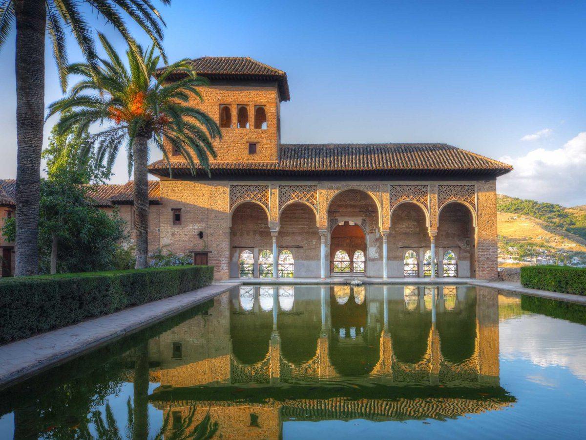 Architettura moresca in Spagna a Granada