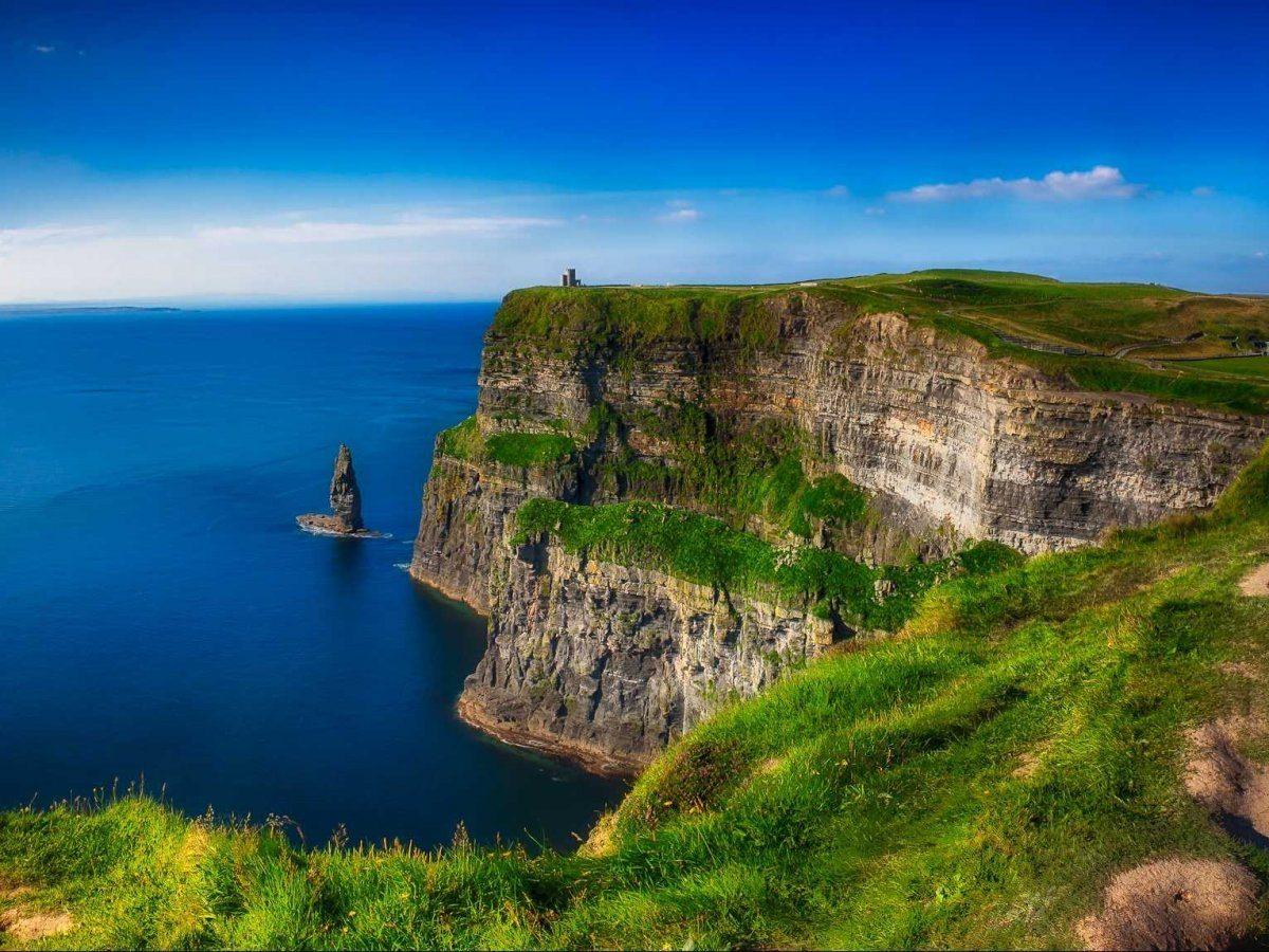 Scogliera Moher in Ireland