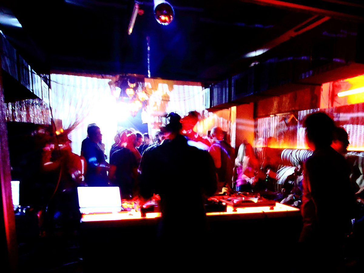 Tresor Nightclub di Berlino
