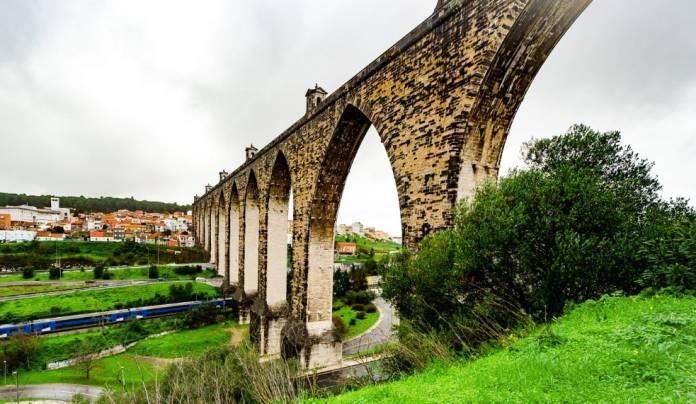 Acquedotto Lisbona Cosa Vedere