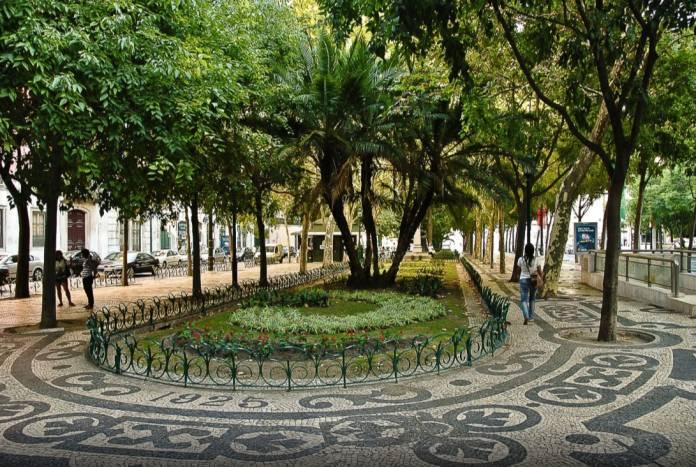 Avenida de Liberdade Lisbona Cosa Vedere