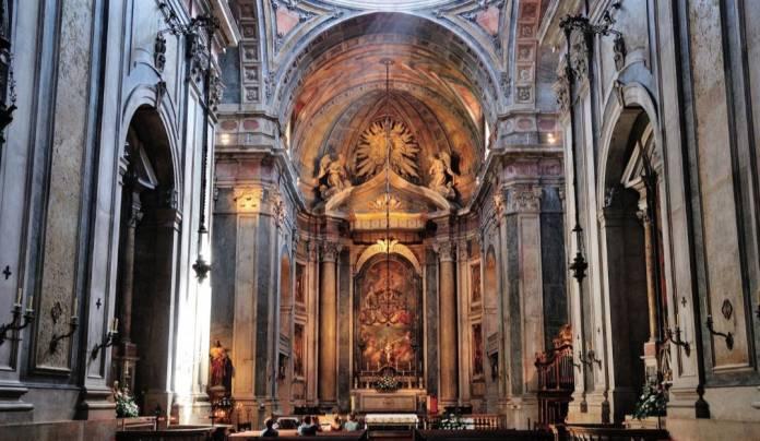 Basilica Estrela Lisbona Cosa Vedere