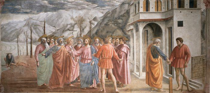 cappella-brancacci Firenze