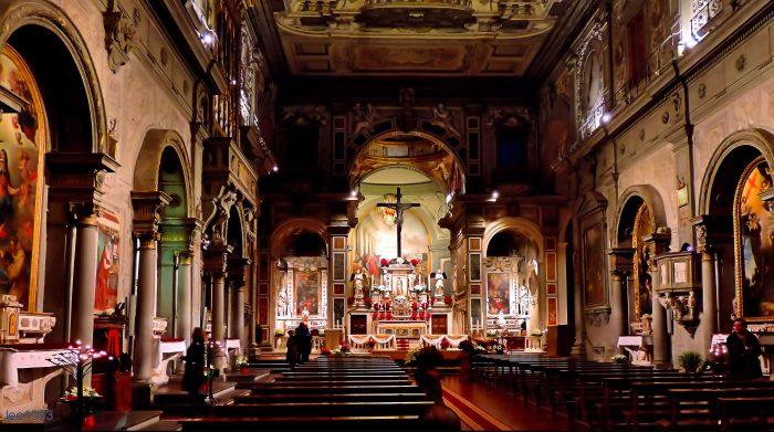 chiesa-ognissanti Firenze