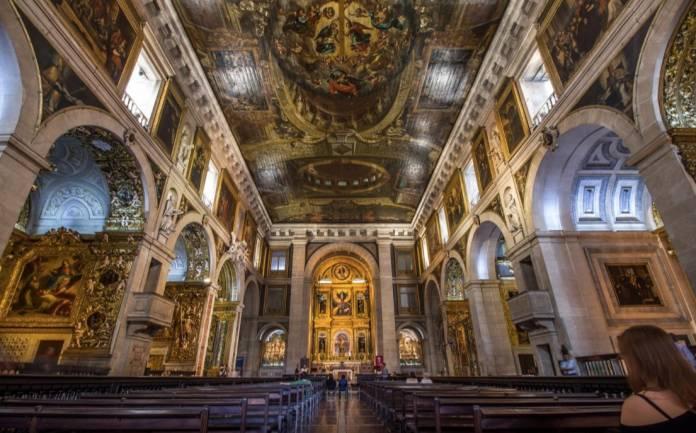 Chiesa di San Rocco Lisbona Cosa Vedere