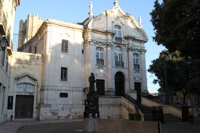 Chiesa di Sant'Antonio Lisbona