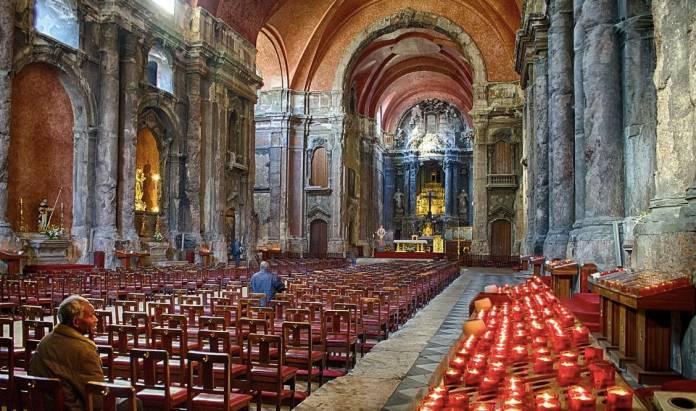 Chiesa di Santo Domingo Lisbona