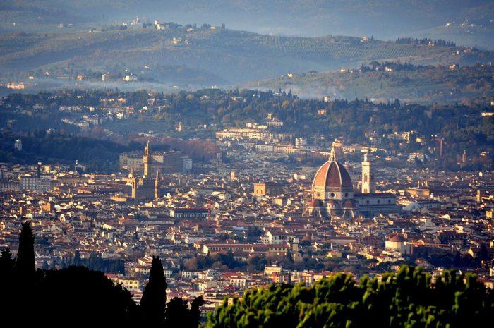 fiesole-panorama Firenze