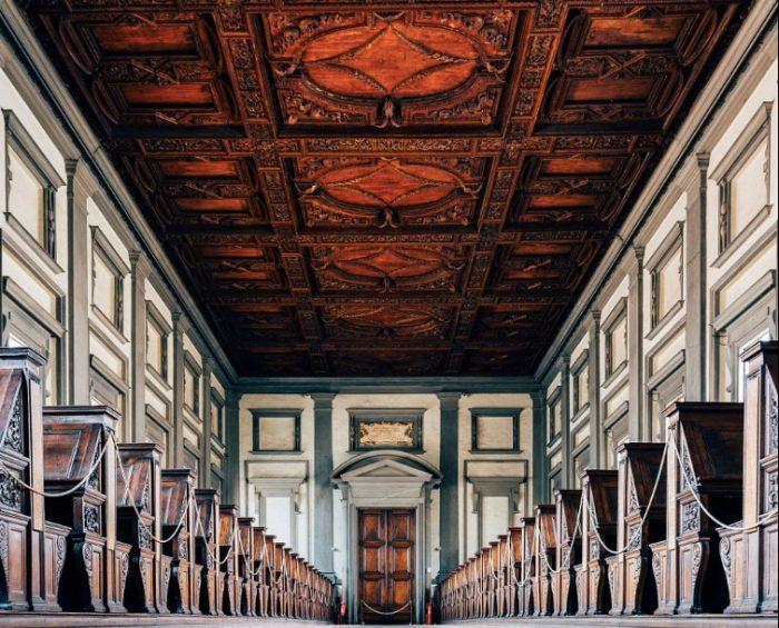 libreria-laurenziana Firenze