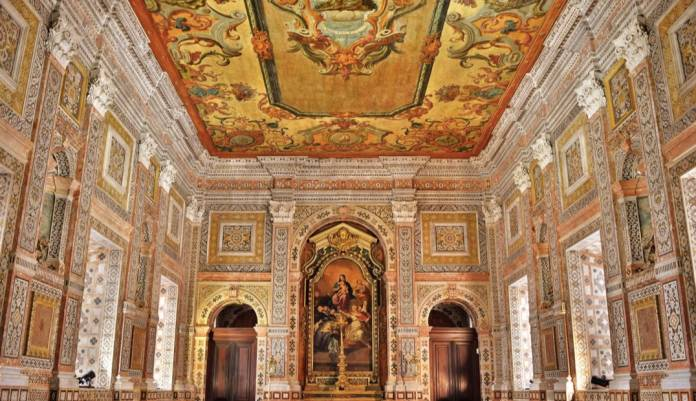 Monastero San Vincenzo da Fuori Lisbona