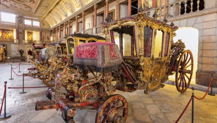 Museo delle Carrozze Lisbona Cosa Vedere