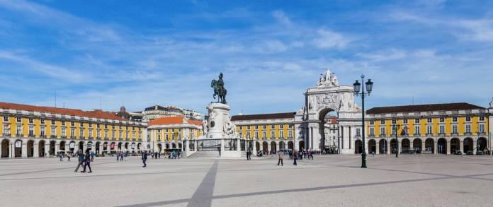 Piazza del Commercio Lisbona Cosa Vedere