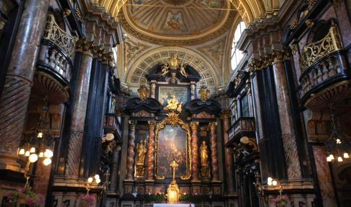Basilica Corpus Domini torino luoghi da visitare