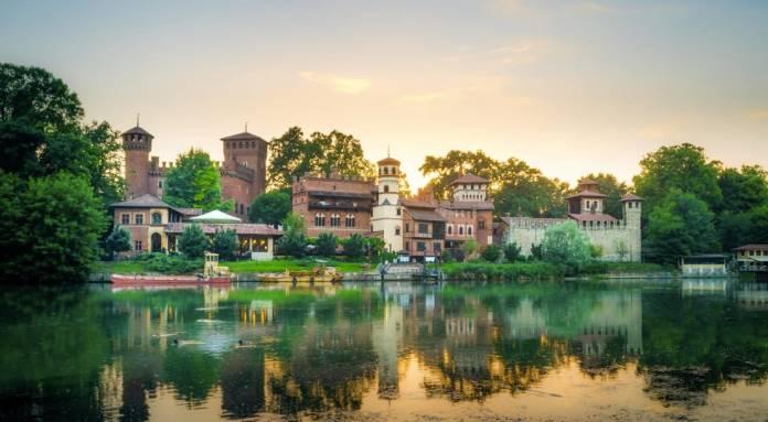 Borgo Medioevale torino luoghi da visitare