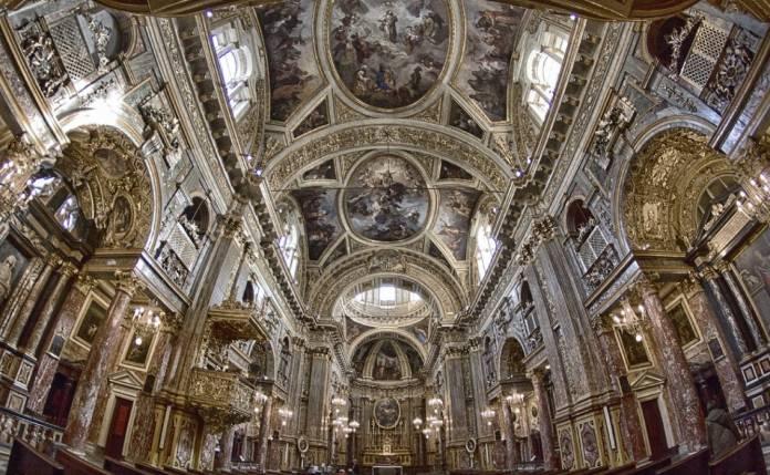 Chiesa dei Santi Martiri torino luoghi da visitare