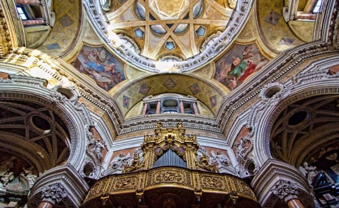 Chiesa di San Lorenzo torino luoghi da visitare