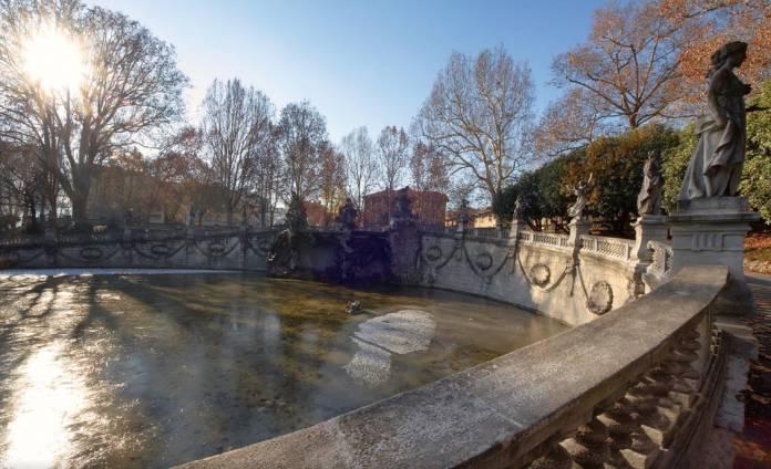 Fontana dei 12 mesi torino luoghi da visitare