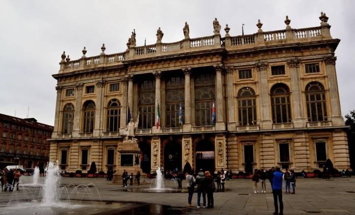 Palazzo Madama torino luoghi da visitare