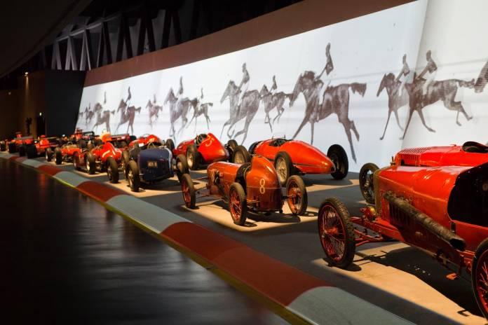 Museo dell'automobile torino cosa vedere