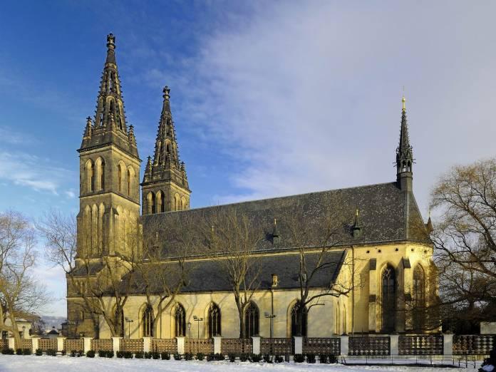 Basilica-San-Pietro-e-Paolo Cosa vedere a Praga