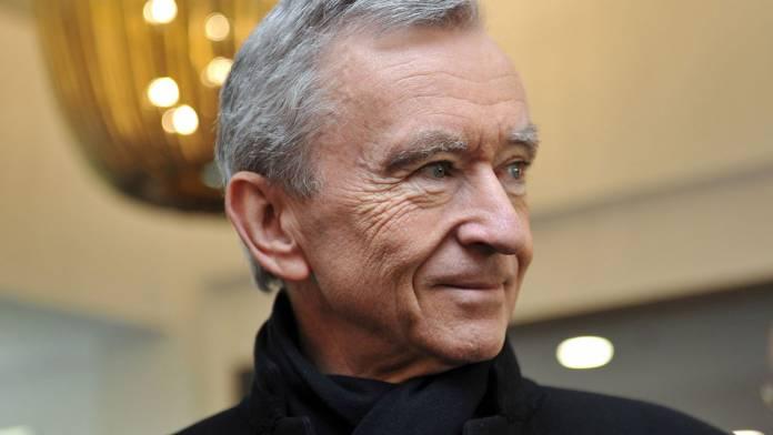 Bernard-Arnault uomini ricchi