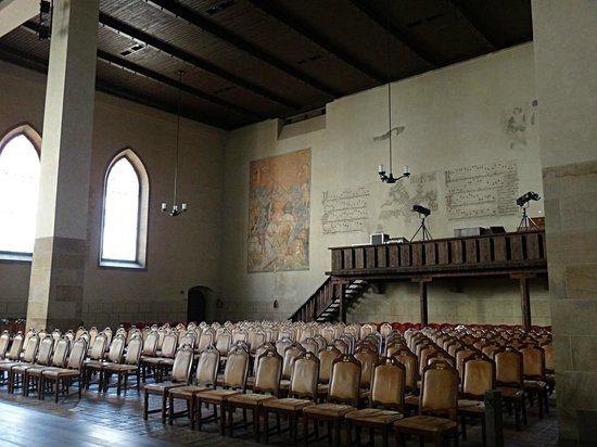Cappella-di-betlemme Luoghi di interesse Praga