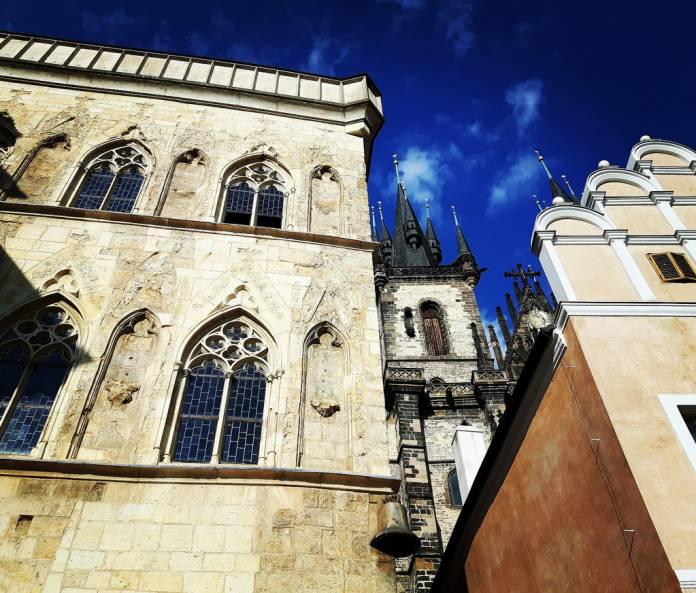 Casa-Campana-Pietra luoghi di interesse Praga