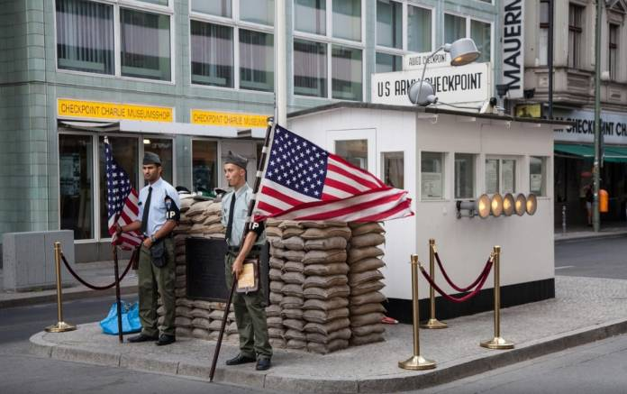 Checkpoint-Charlie vacanze a berlino