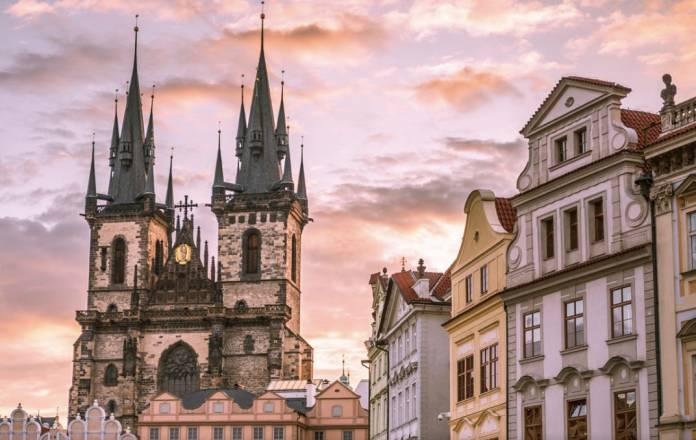 Chiesa-Santa-Maria del Tyn Cose da vedere a Praga