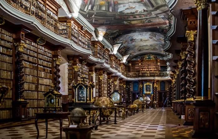 Clementinum Cosa vedere a Praga