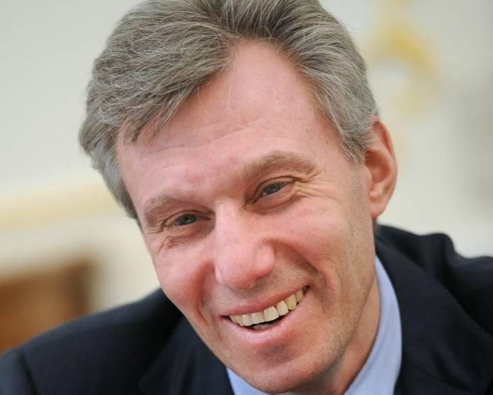 German-Khan uomini più ricchi del mondo