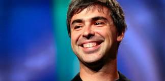 Chi ha fondato Google Larry Page