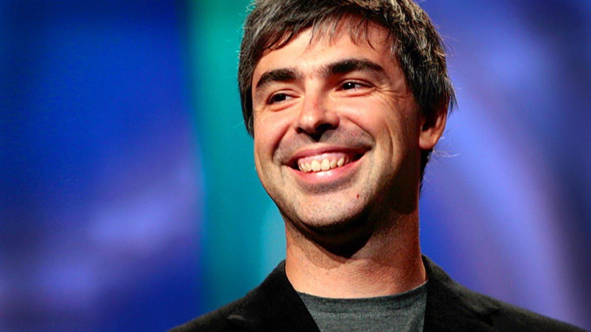 Le 4 Imperdibili Dritte di Larry Page, Co-fondatore di Google, Solo per Eterni Visionari