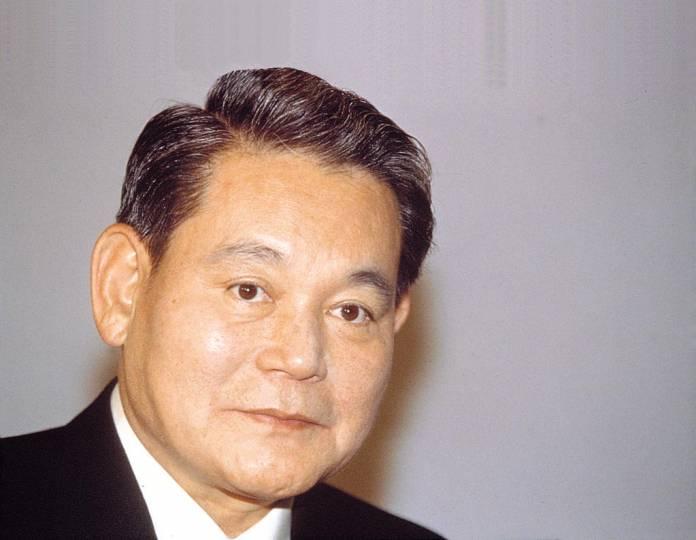 Lee-Kun-Hee uomini più ricchi del mondo