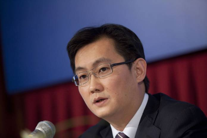 Ma-Huateng ricco al mondo