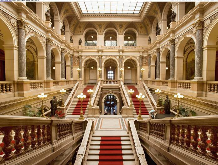 Museo-nazionale Luoghi di interesse praga