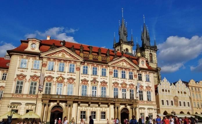 Nàrodni-Galleria Cosa vedere a Praga