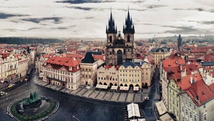 Piazza città vecchia Praga cosa vedere
