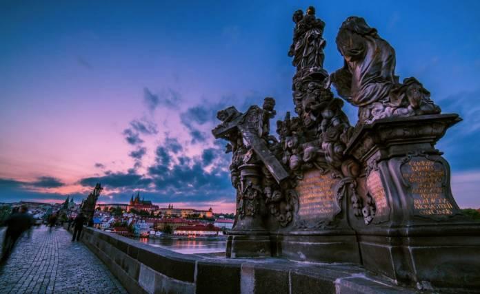 Ponte Carlo Cosa vedere a Praga